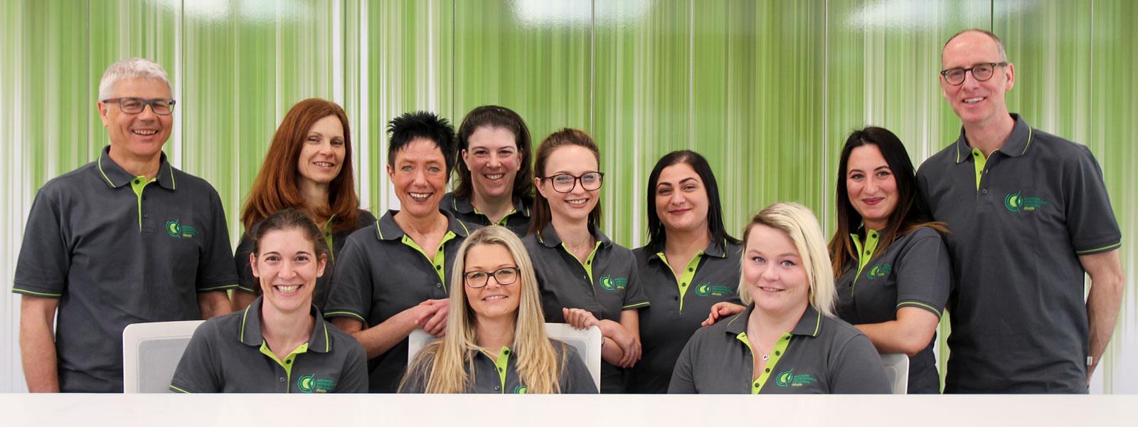 Das Team des MVZ Klinik Günzburg Chirurgie